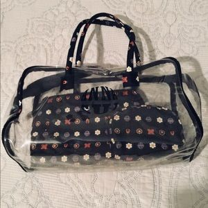 *Rare* | Anna Sui | Super cute transparent bag